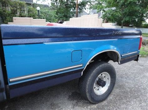 Find new FORD F50 8 FOOT BED (Truck is not for sale,only