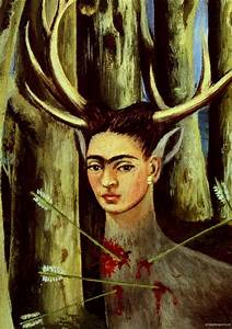 34 best images about Frida Kahlo Oil Paintings on ...