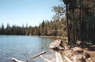 Blue Lake Gearhart Mountain Oregon