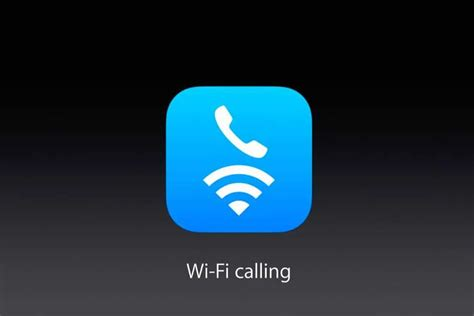wifi calling verizon iphone verizon plans on supporting wi fi calling by mid 2015
