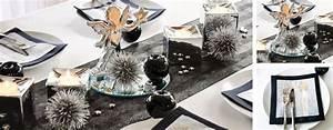 Tischdeko Weihnachten Silber : schwarz silber mit engel tischdeko weihnachten pinterest ~ Watch28wear.com Haus und Dekorationen