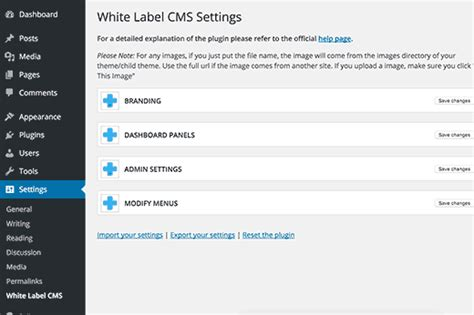 How To White Label Your Wordpress Admin Dashboard