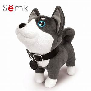 Aliexpress.com : Buy Semk Cute Plush Dog Toys Cartoon Soft ...