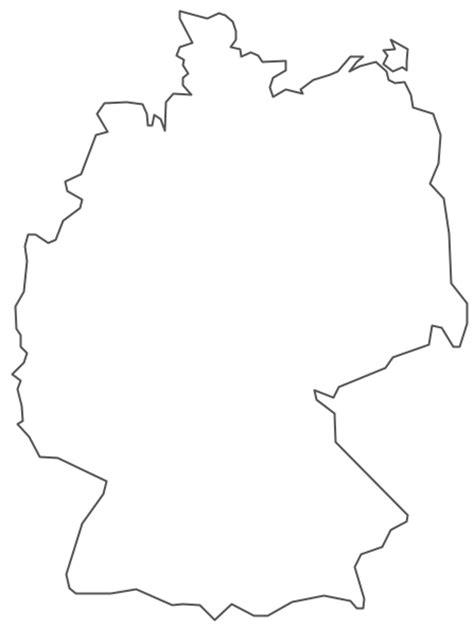 geo map europe germany
