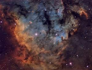 The Devil Nebula Ngc 7822 Astronomy Magazine