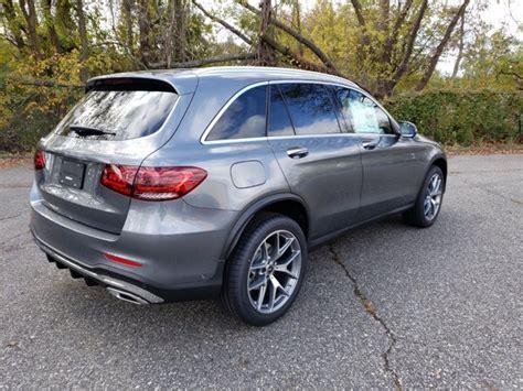 Glc glc 300 4matic suv. New 2021 Mercedes-Benz GLC 300 4MATIC SUV | Selenite Grey ...