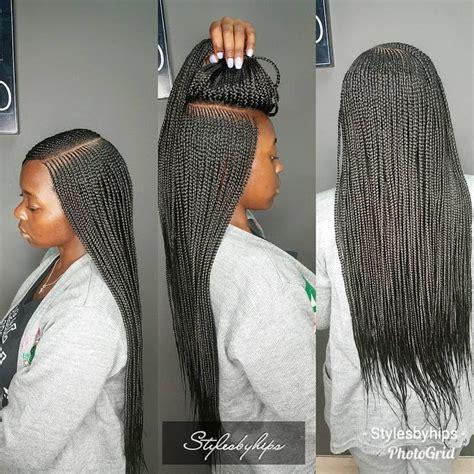 pin  beckyutuka  braided hairstyles   hair styles african braids hairstyles