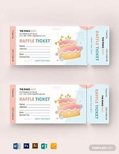 raffle ticket signs birthday raffle ticket template word psd apple pages
