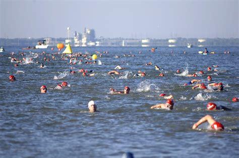 rockwall welcomes  toyota  open triathlon blue