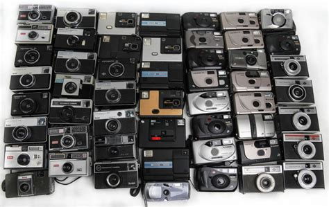 Fuji Instamatic by My Instamatic Disc Rapid Aps Collection Kodak Agfa