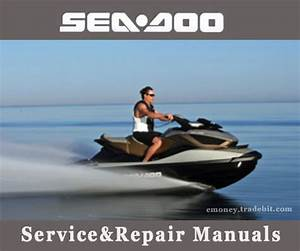 Free 1989 Seadoo Sp  5802  Service Repair Shop Manual