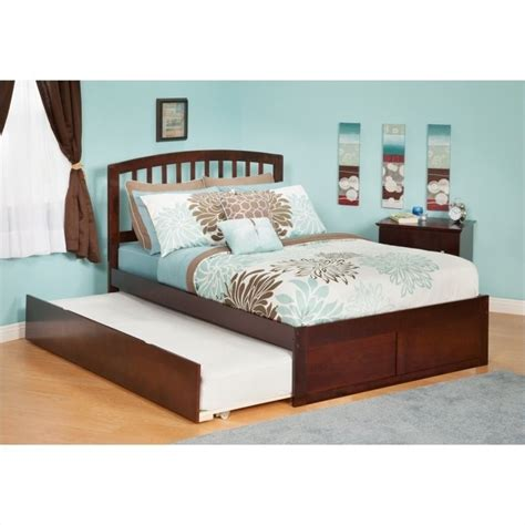 Atlantic Bedding And Furniture Richmond Va by Atlantic Furniture Richmond Bed With Trundle In