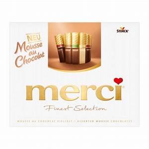 Merci Mousse Au Chocolat Von Aldi Nord Ansehen DISCOUNTOde