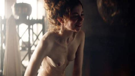 Charlotte Hope Topless Scene From The Spanish Princess