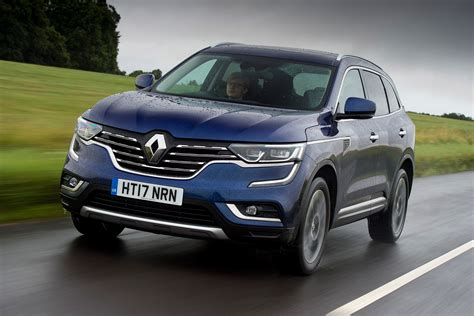 Renault Koleos Picture by New Renault Koleos 2017 Review Auto Express
