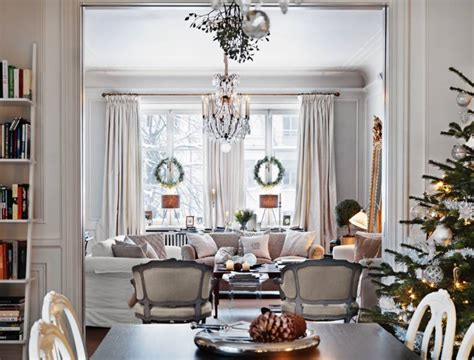 greige decor more christmas inspiration stunning stockholm apartment swoon worthy