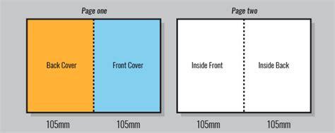 Trifol Business Card Template Prodpi by Bifold Brochure Size Brickhost 97a9ba85bc37