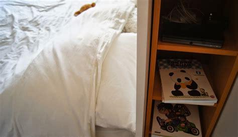 ikea chambre enfants tête de lit blanche diy rangement intégré bidouilles ikea