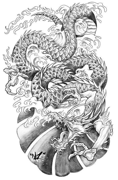 Pin by Skipnasty on Tattoos | Tattoos, Dragon tattoo designs, Sleeve tattoos