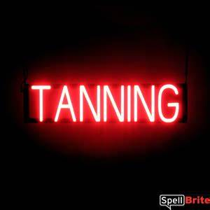 TANNING Signs