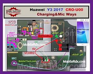 Huawei Y3  2017  Charging Ways And Usb Jumper Solution