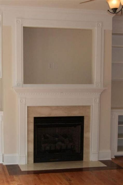 Fireplace With Tv Above by Tv Fireplace Ideas Fireplace Designs With Tv Above