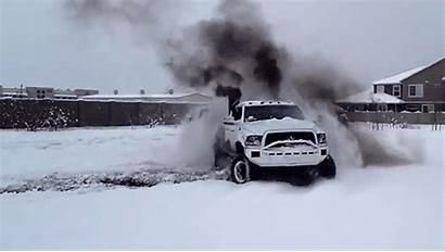 Cummins Dodge Giphy Mudding Gifs Trucks Diesel