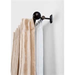better homes and gardens double curtain rod oil rubbed