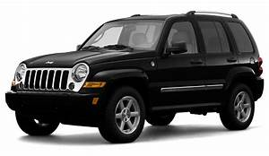 2007 Jeep Liberty Limited Manual