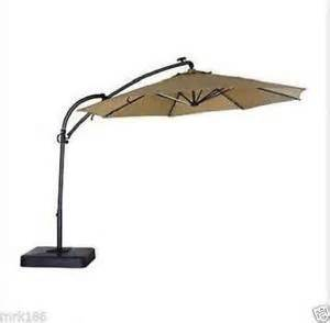 replacement umbrella canopy ebay