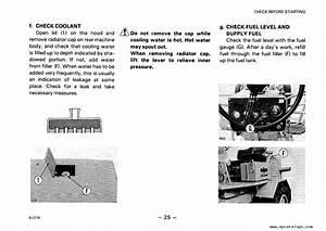 Komatsu Motor Grader Gd200a