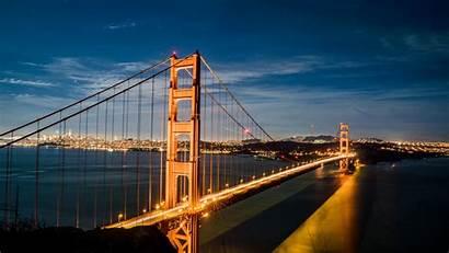 Bridge Gate Golden Laptop 1080p 4k Wallpapers