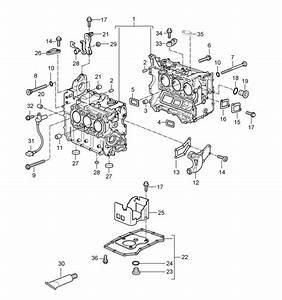 Porsche Boxster Parts