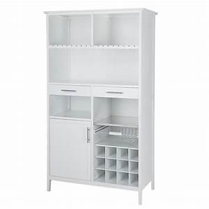 Magasin De Meuble Alinea : meuble de rangement blanc bloom d coration int rieur ~ Teatrodelosmanantiales.com Idées de Décoration