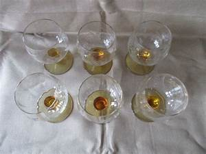 Weingläser Mit Grünem Stiel : 6 alte kristallgl ser weingl ser r mer mit schliff bernsteinfarbener stiel nr 263601043976 ~ Eleganceandgraceweddings.com Haus und Dekorationen
