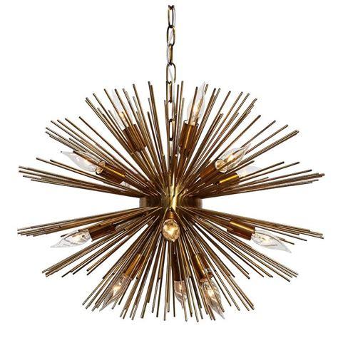 starburst chandelier image is loading chandelier