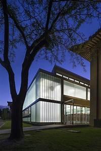 China Embassy Pool Enclosure / Townsend + Associates ...