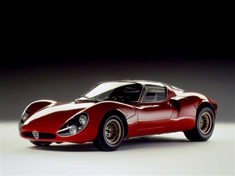 Alfa Romeo 33 Stradale by Alfa Romeo Tipo 33 Stradale 1967 Concept Cars