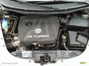 2001 Volkswagen Beetle Turbo Engine