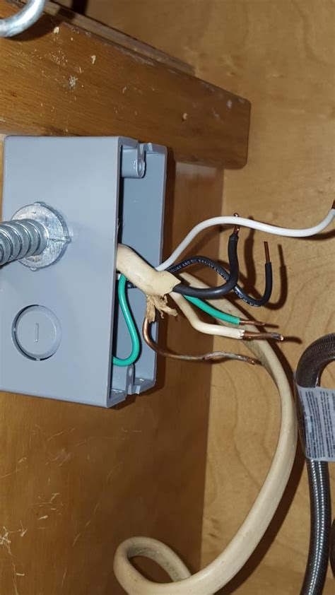 gfci blows with dishwasher hooked up advice electrical diy chatroom home