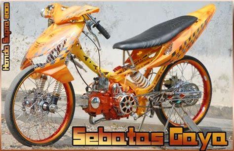Mio Bore Up by Bore Up Yamaha Mio Motor Honda Supra Drag Style