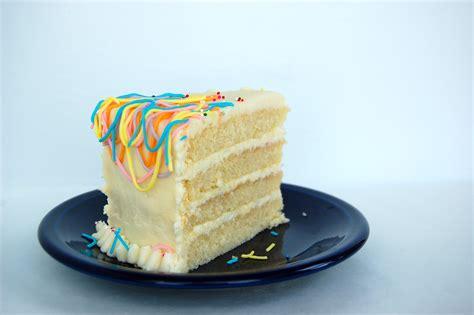 White Chocolate Birthday Cake  Week 25 Thelittlebluemixer