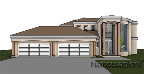 South Bedroom Pictures by A Storey 5 Bedroom Home Designs Net House Plans