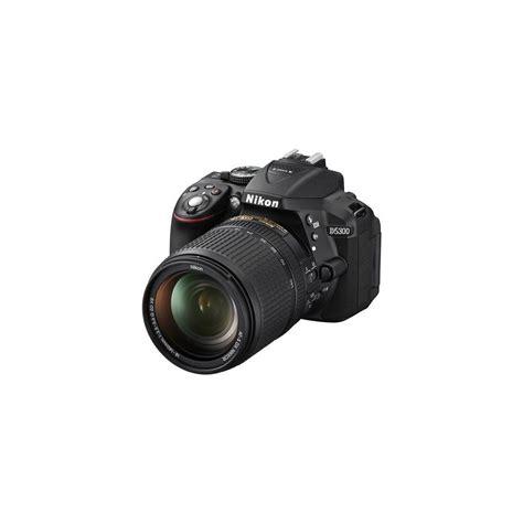 Nikon D5300 Dslr Camera Body Black