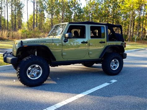 commando green jeep lifted modified commando green thread jeep wrangler forum