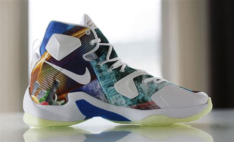 heres  lebrons  point sneakers