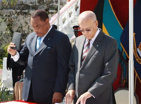 Bahamas Prime Minister Christie Appoints Complete Slate of ...