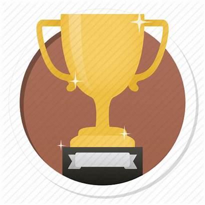 Trophy Icon Winner Rank Ranking Reward Prize