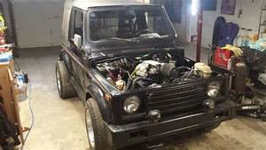 Find Used 87 Suzuki Samurai 4 3 Vortec V6 Conversion Fast