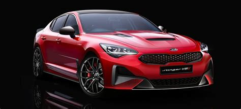 Kia Kits by Kia Stinger V8 Sweet